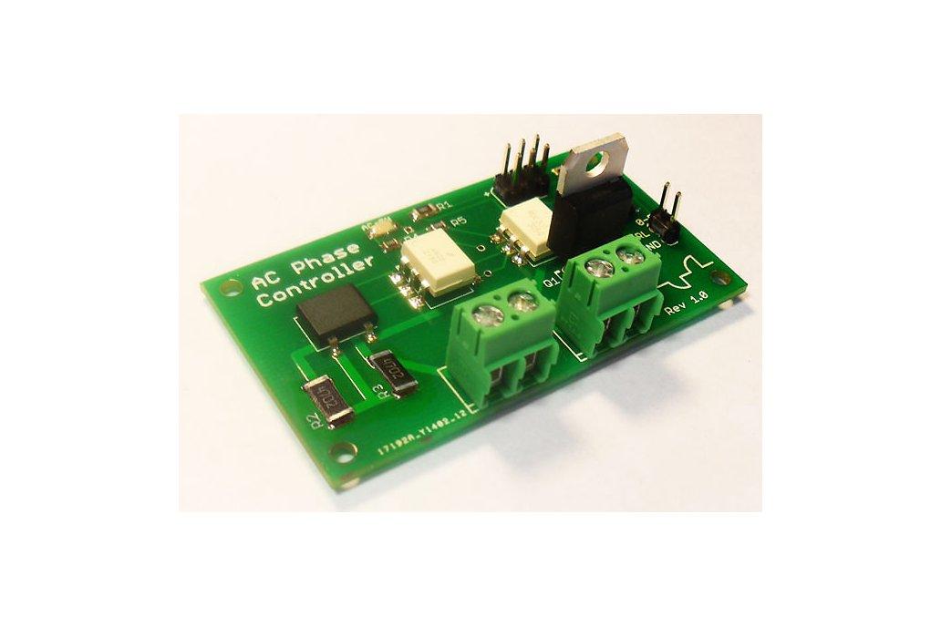 AC 60Hz/50Hz Phase Controller Dimmer Board Arduino Compatible