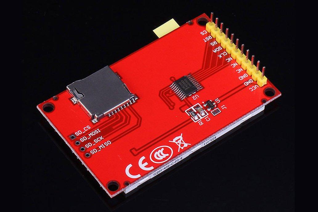 ILI9225 2.0 Inch TFT LCD Display Module(11099) 5