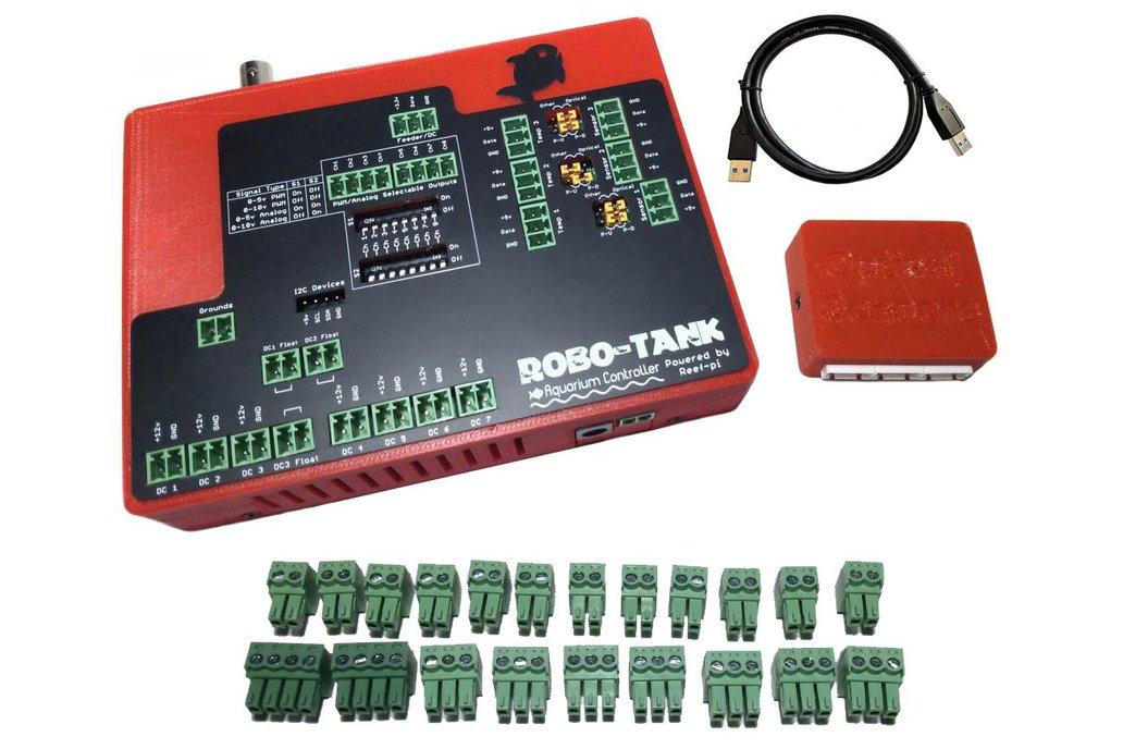 Robo-Tank reef-pi Aquarium Controller - Assembled 1