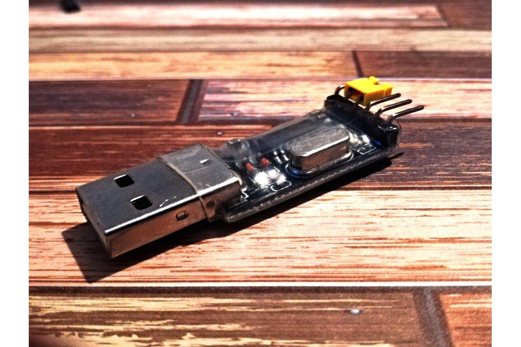 CH340 USB to UART Adaptor 1
