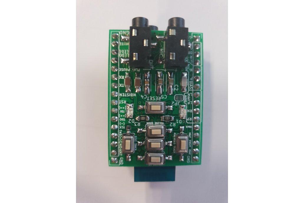 Assembled advanced breadboard adapter for BK8000L 3