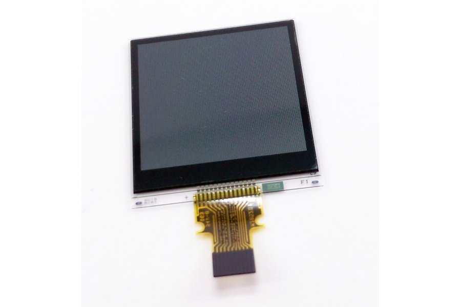 Sharp 1.33-inch Color Memory LCD