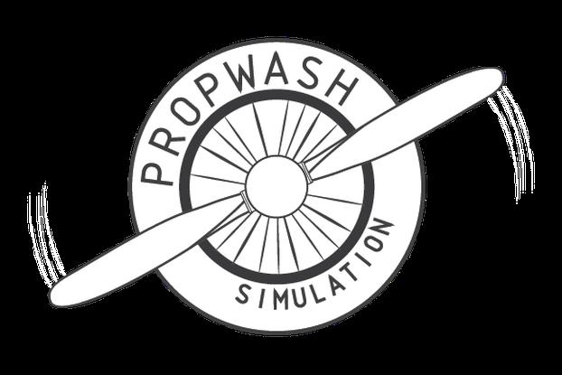 Propwash Simulations