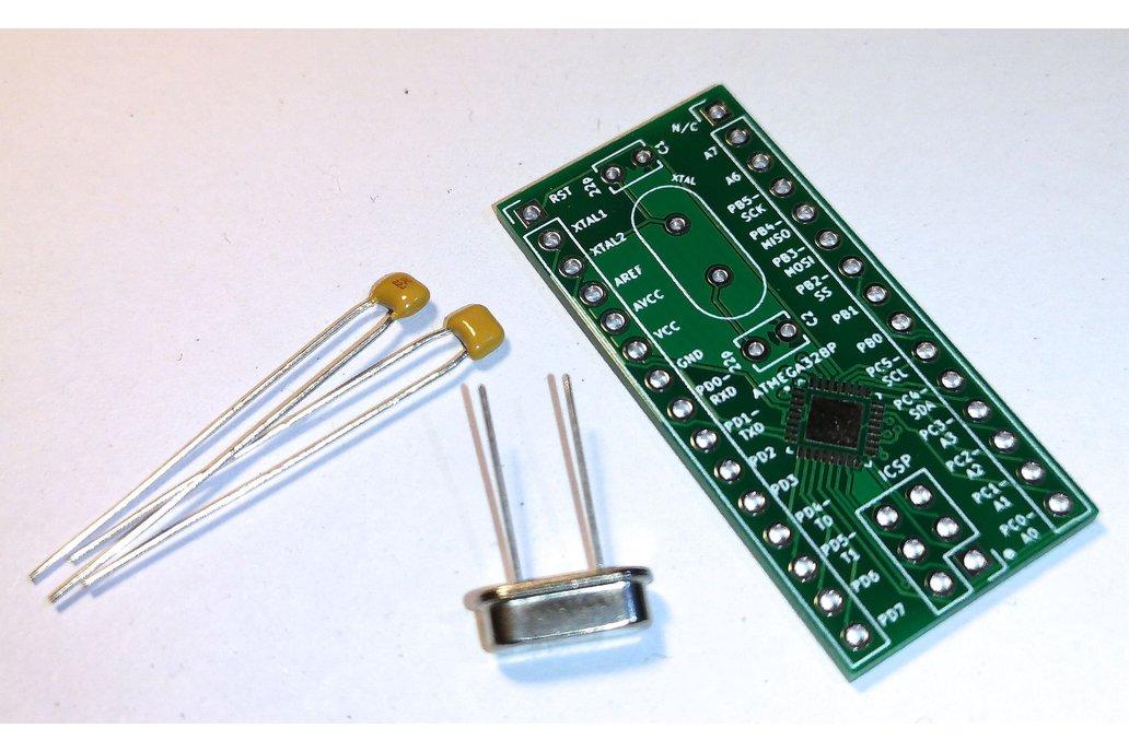 Arduino ATMEGA328P Breakout Board - MiAU DevKit 1