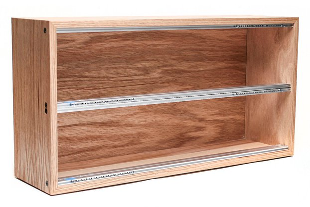 6U 104HP Plywood Eurorack Modular Studio Case