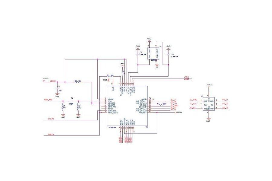 ESP8266 ESP12E Serial WIFI Module Ships from USA