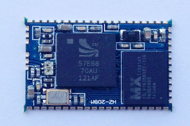 Bluetooth Audio Module (CSR BC57E68)