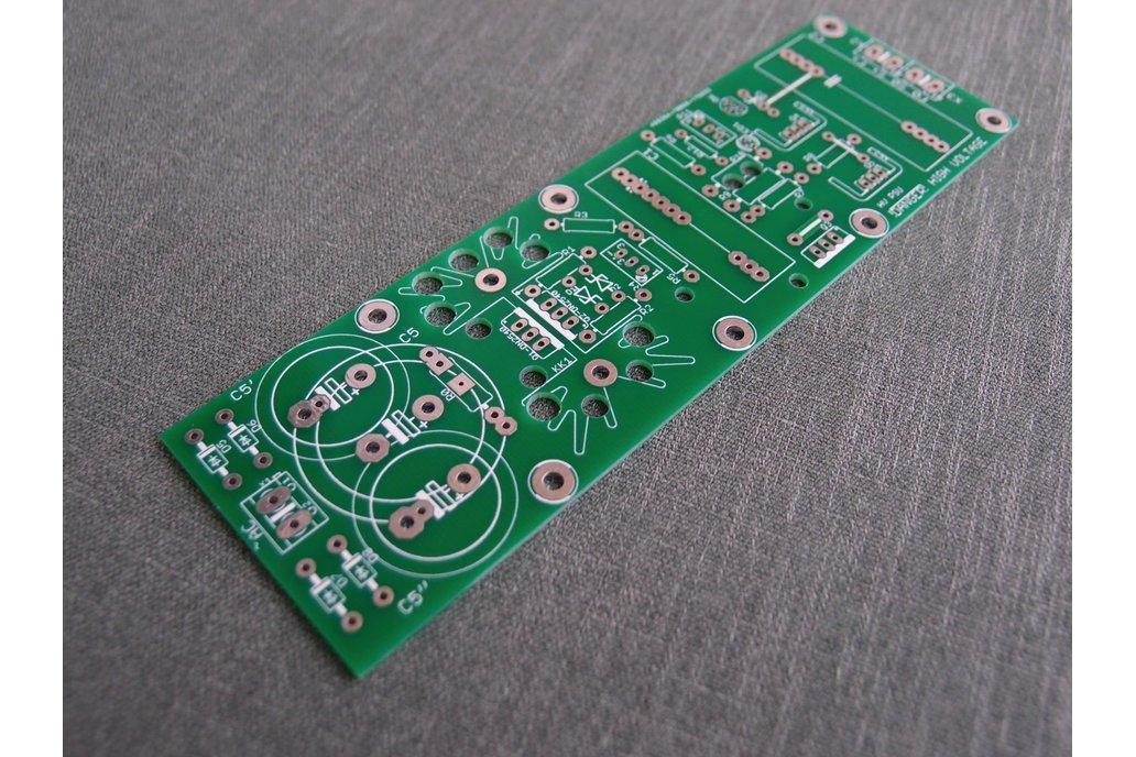PCB Tube Anode Adjustable PSU Regulator Salas V2 1