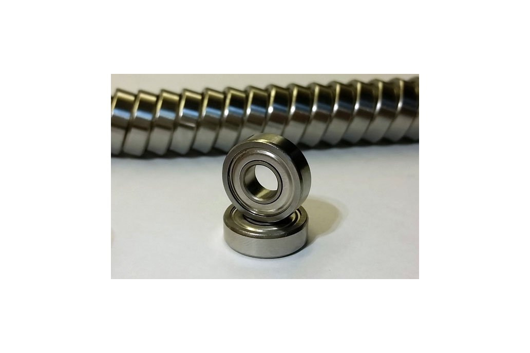 "Ball Bearing 1/4"" ID 1"