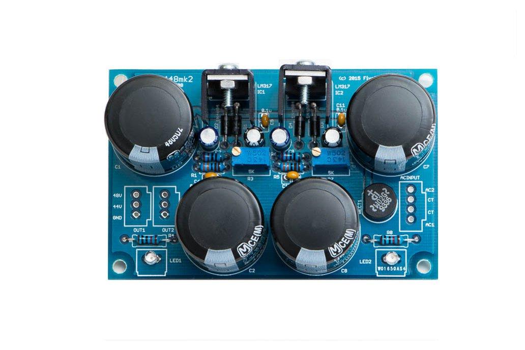 PSU-4448 , 44V & 48V Regulated Power Supply KIT 1