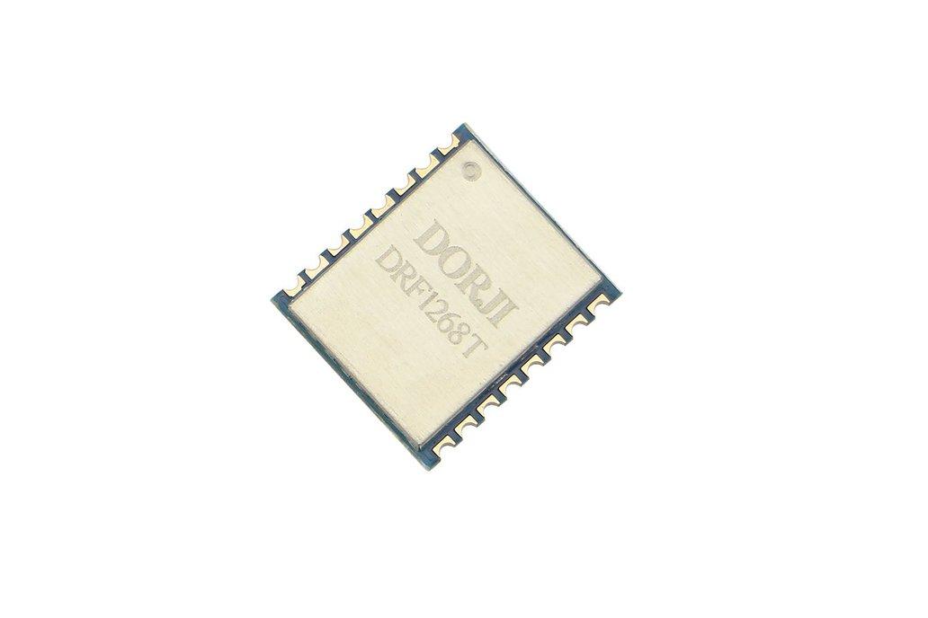 433MHz sx1268 TCXO module DRF1268T 1