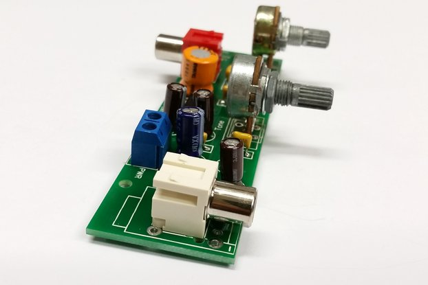 Audio Amplifier Kit (#1695)