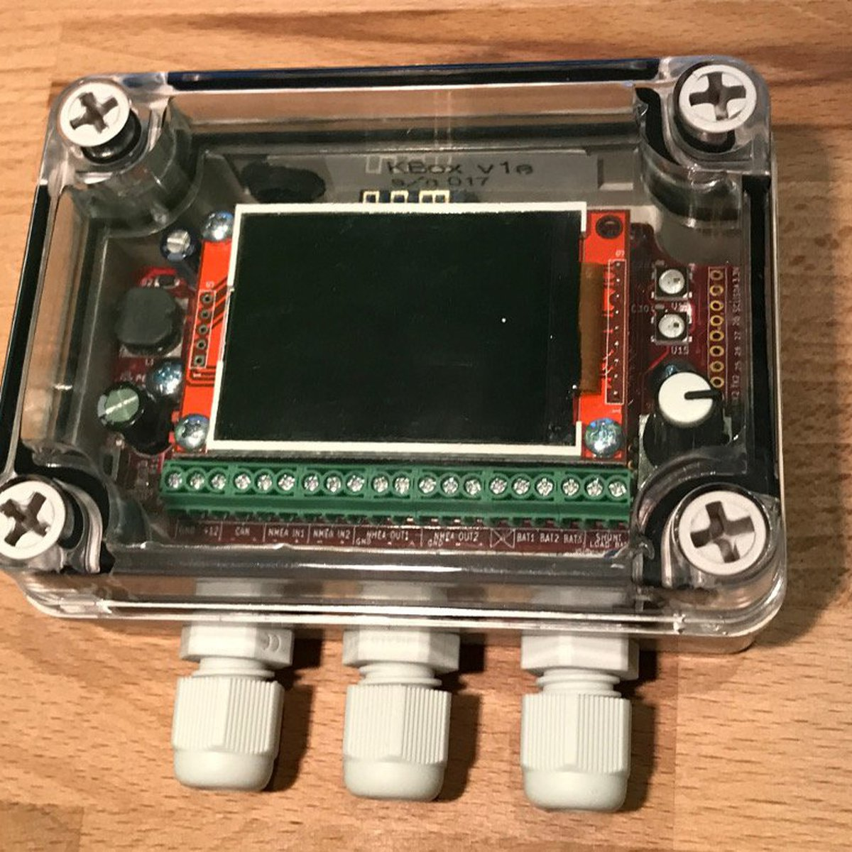 KBox - Open-source boat gateway from Blue Coconut on Tindie