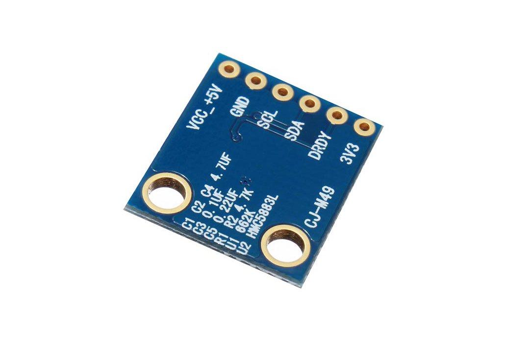 CJMCU-49 HMC5883L Electronic Compass Module Three Axis Magnetoresistive Sensor 4