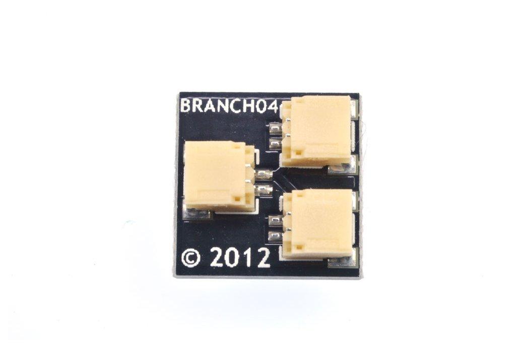 Brickstuff 1:2 Expansion Adapter (4-Pack) 2
