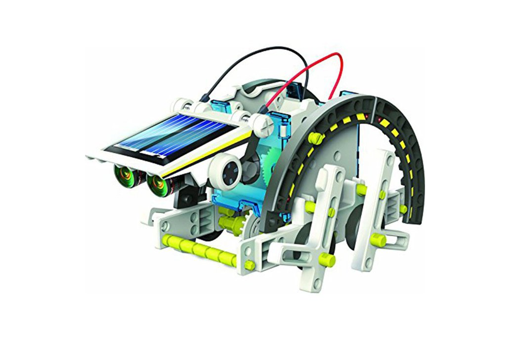 Solar Robot 8