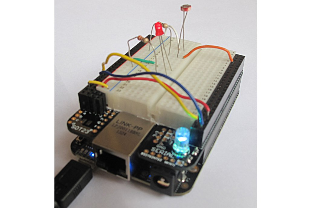 Beaglebone Black Breadboard Cape 4