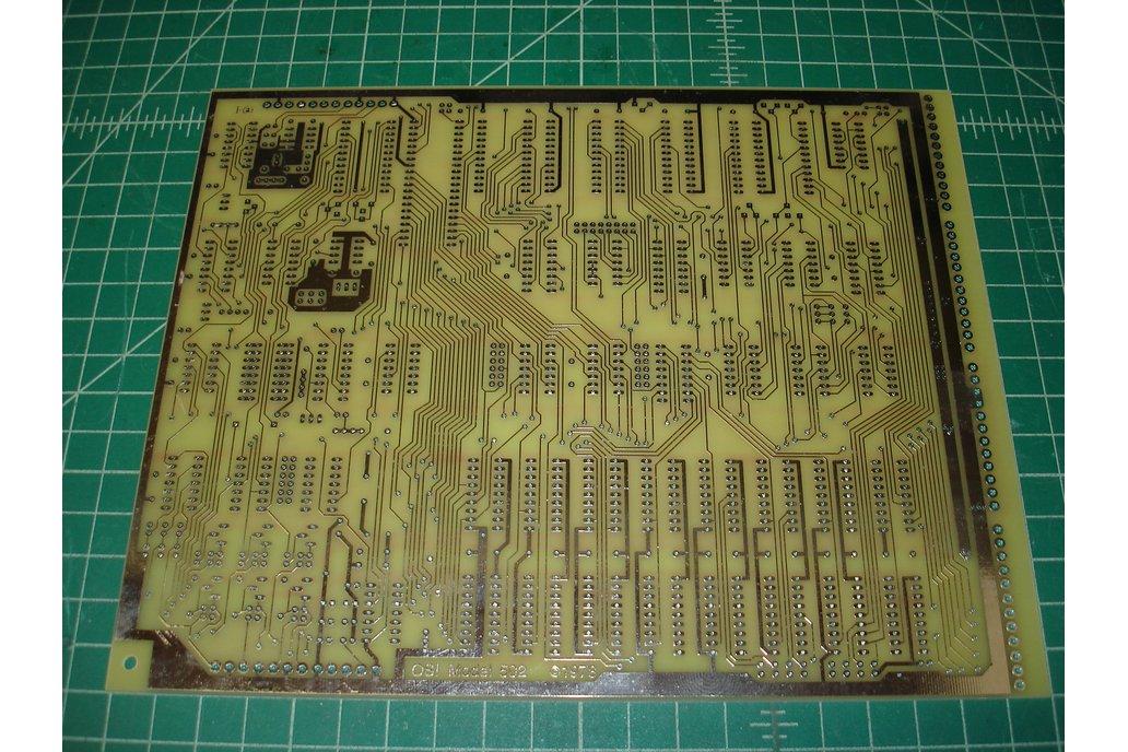 Reproduction OSI 502 CPU Board 1