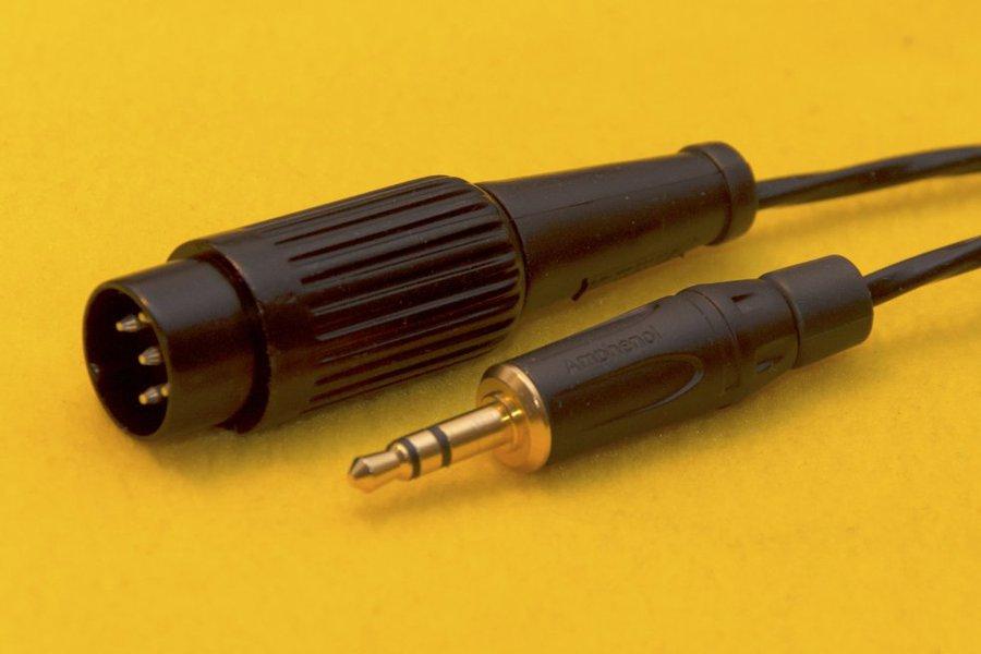 Precision temperature sensor PT100 / PT1000