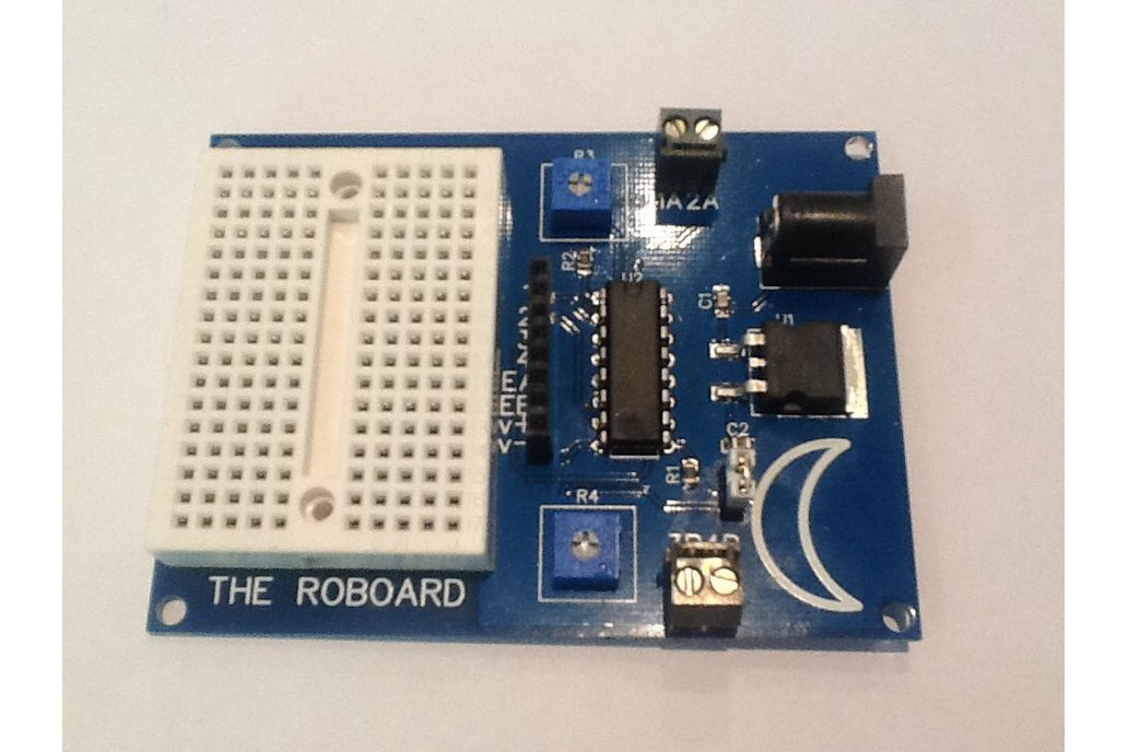 The Roboard 1