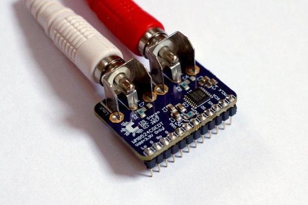 Creltek I2S Stereo DAC