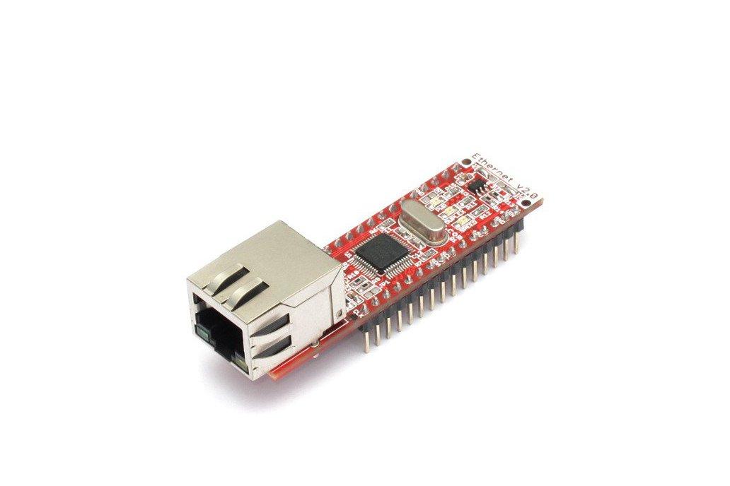 Ethernet Nanoshield - Wiznet W5500 1