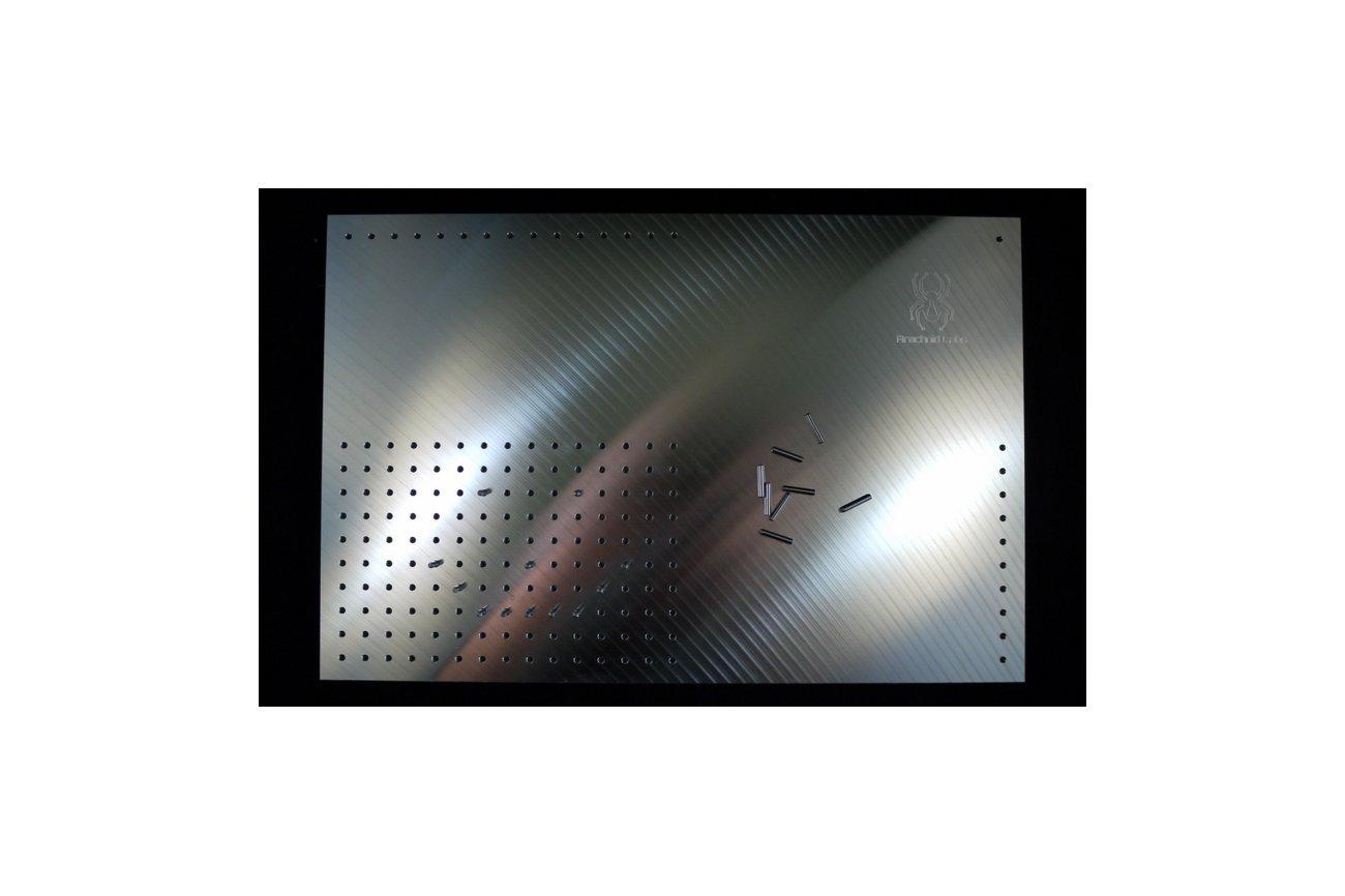 PCB Fixture block for solder paste stencilling