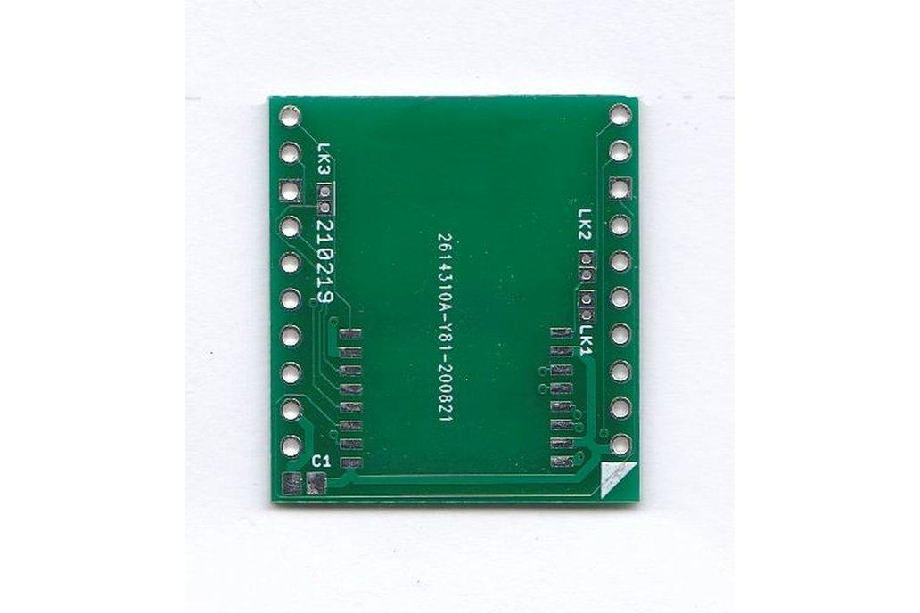 Breadboard Friendly Board for Ebyte E28 Module 1
