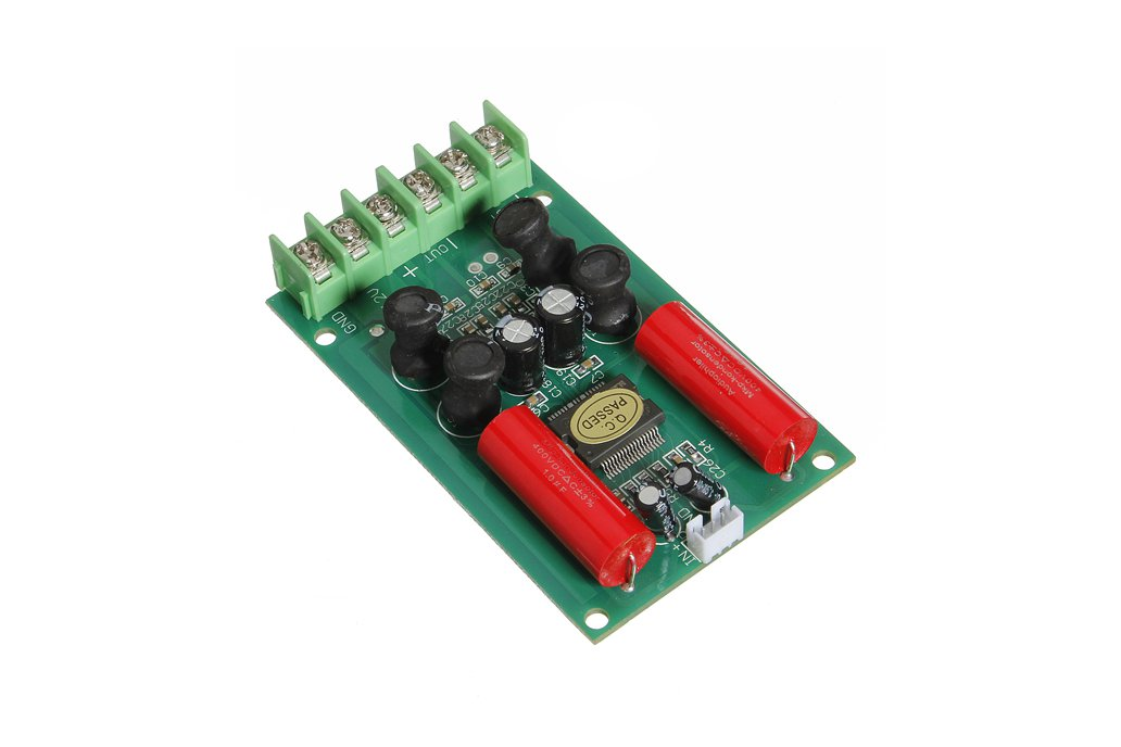 Fully Finished Tested PCB Power Digital Amplifier Board 2x15W 4