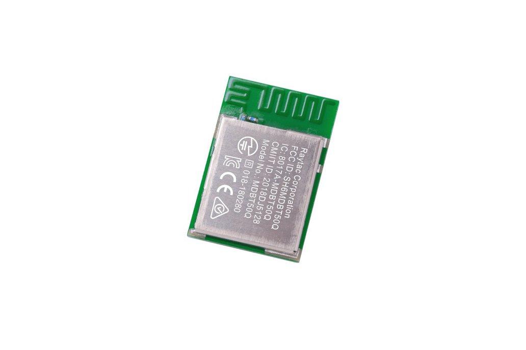 nRF52833 BT5.1 Antenna Module Raytac MDBT50Q-P512K 1