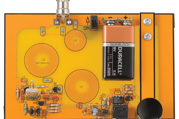 Cricket 80A - Minimalist 80M CW Transceiver