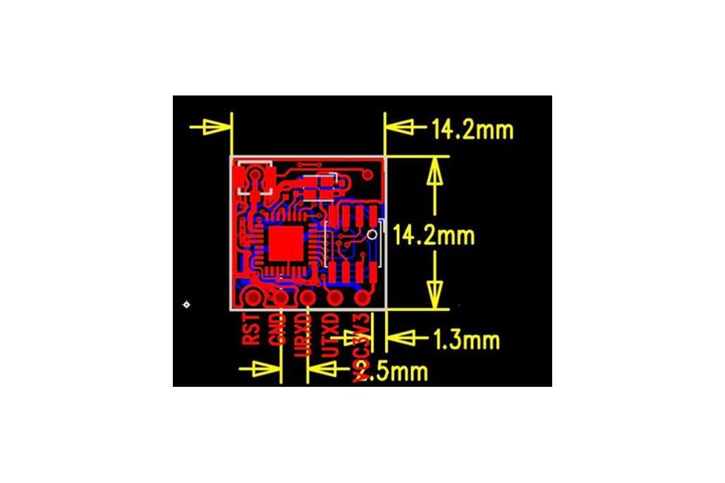 ESP8266 ESP-05 Module 3