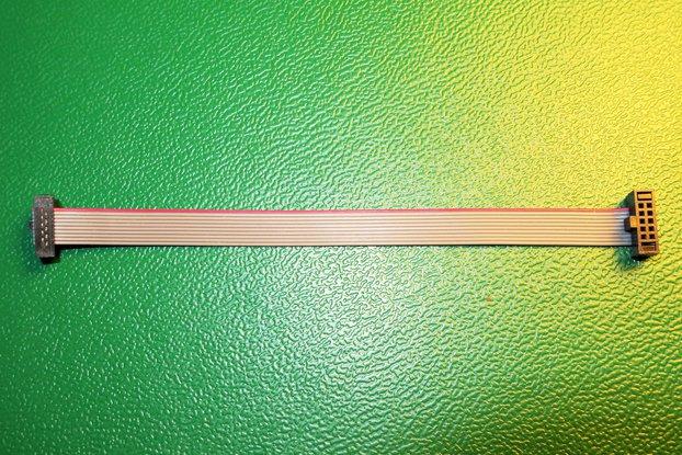 Ribbon cable flat 50 mil 1.27 mm