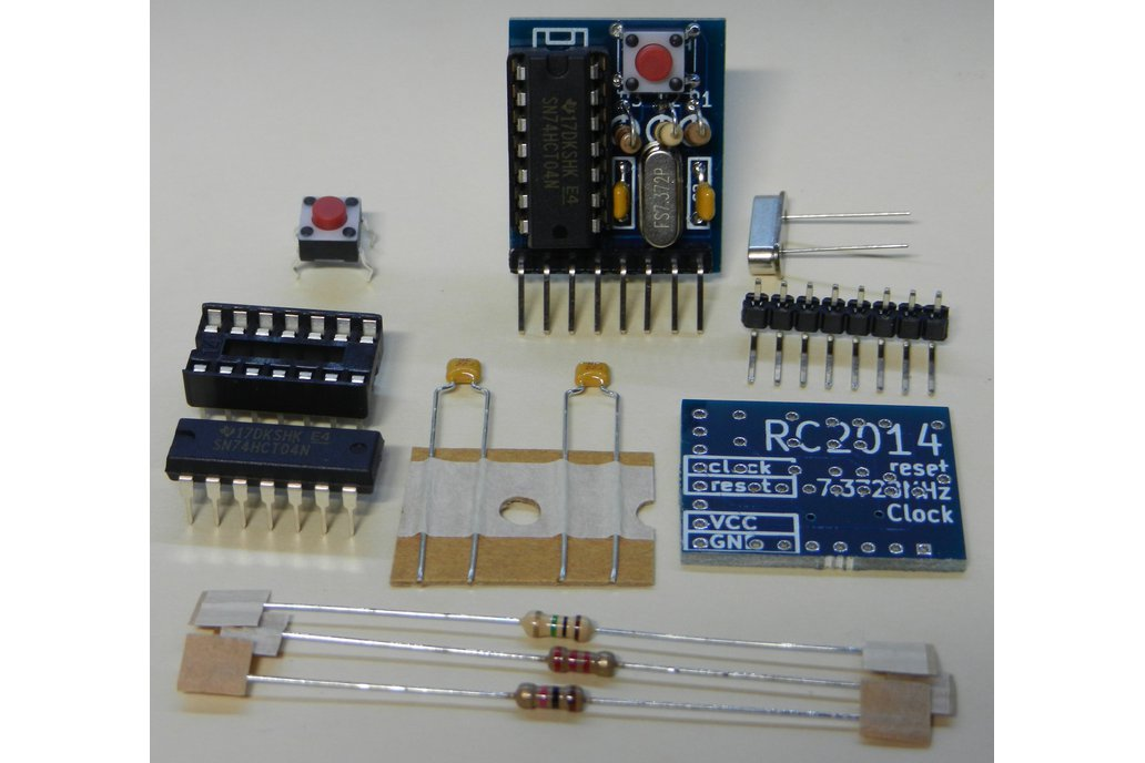 Clock Module For RC2014 - Z80 Homebrew Computer 1