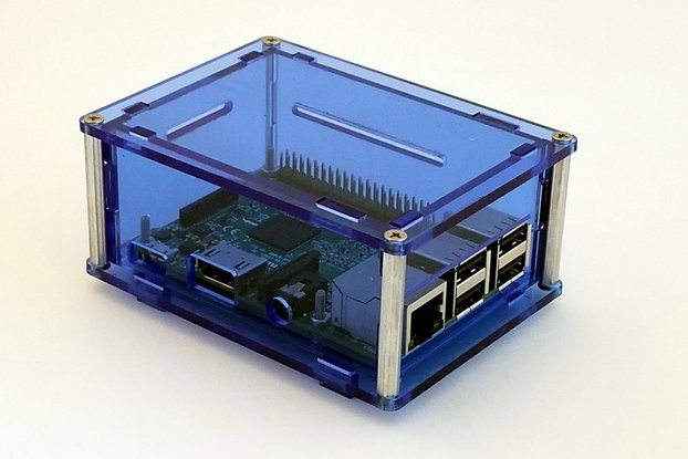 Raspberry Pi3 project enclosure