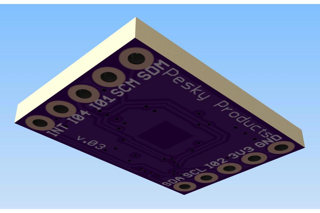 Ultimate Sensor Fusion Solution - MPU9250 8