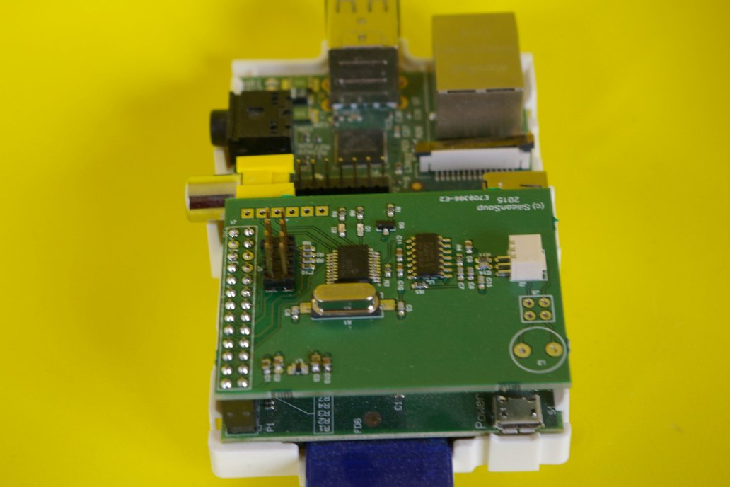 125KHz RFID Reader for Raspberry Pi 5