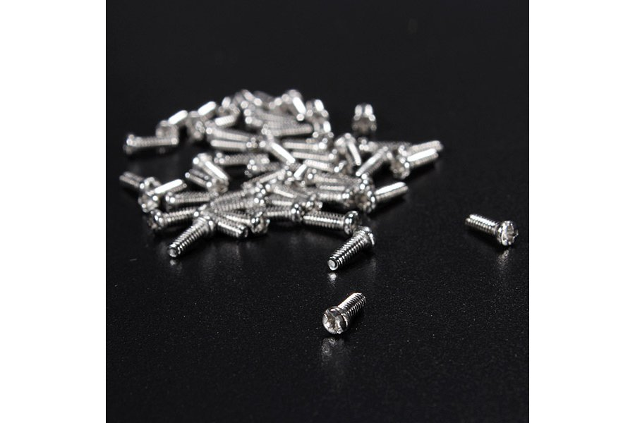 12 Kinds of Small Stainless Steel Screws