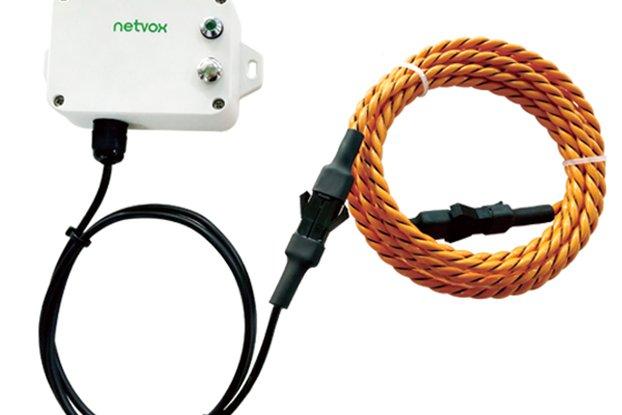 Netvox Water Leak Detector with Rope Sensor R718WB