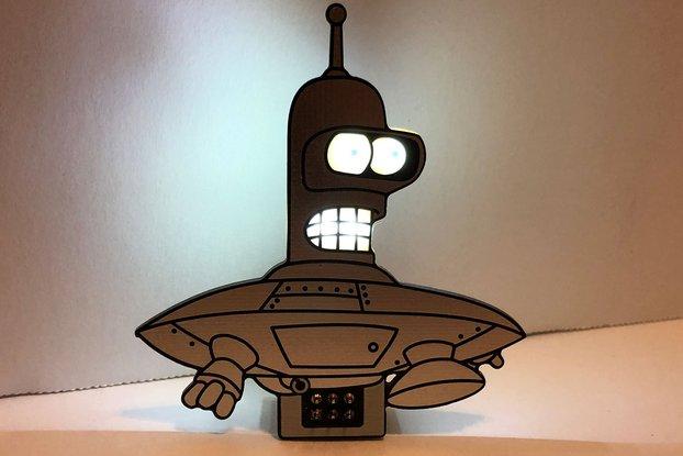 """TwinkleTwinkie's """"I'm 40% UFO!"""" Badge SAO"""