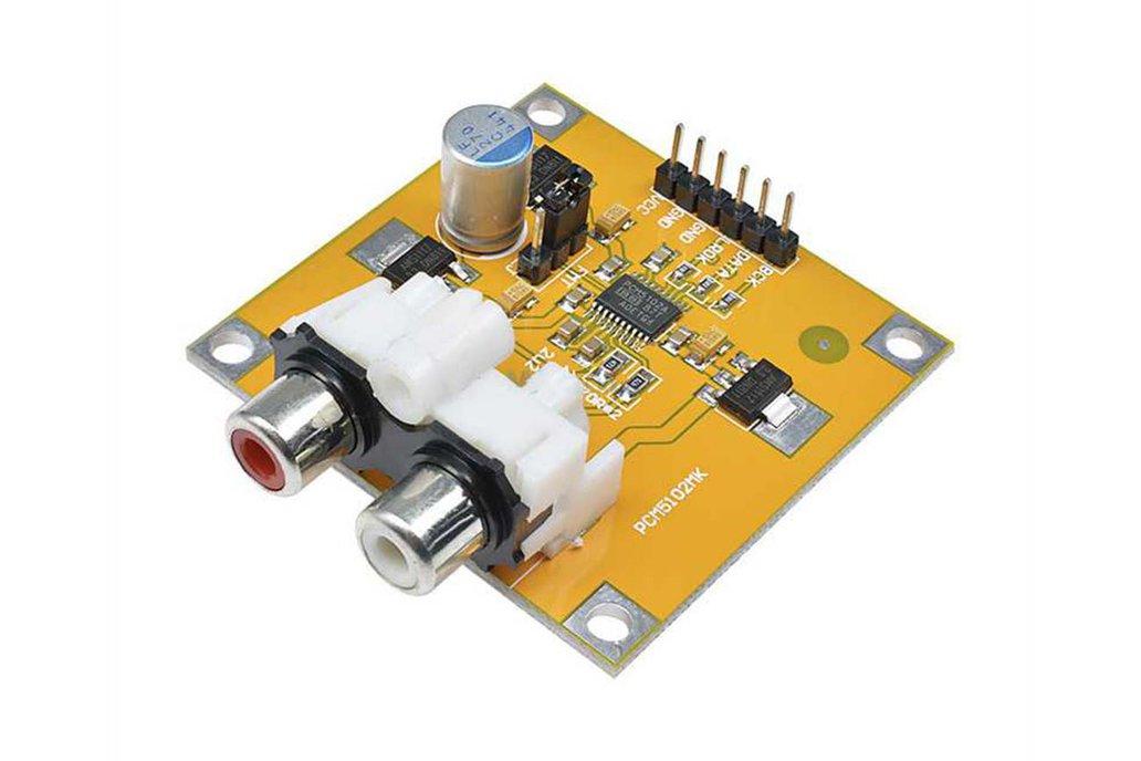 PCM5102 DAC Decoder Board 1