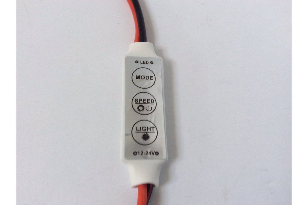 LED Strip and Bulb Dimmer 1