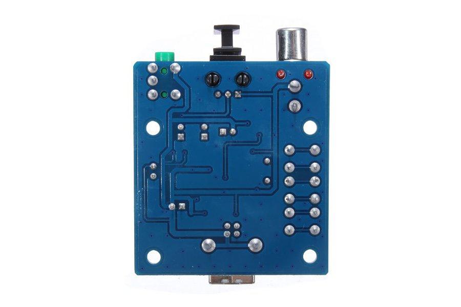 USB To SPDIF Sound Card Decoder Board