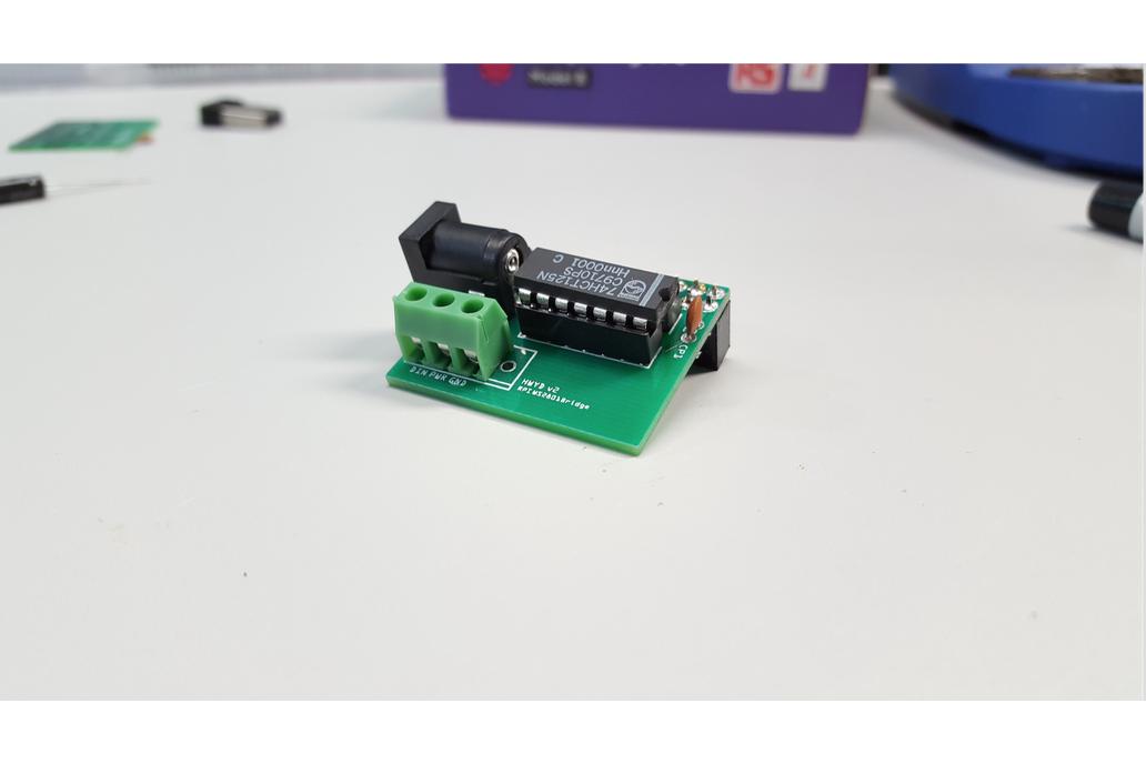 Raspberry Pi WS281X LED Shield 1