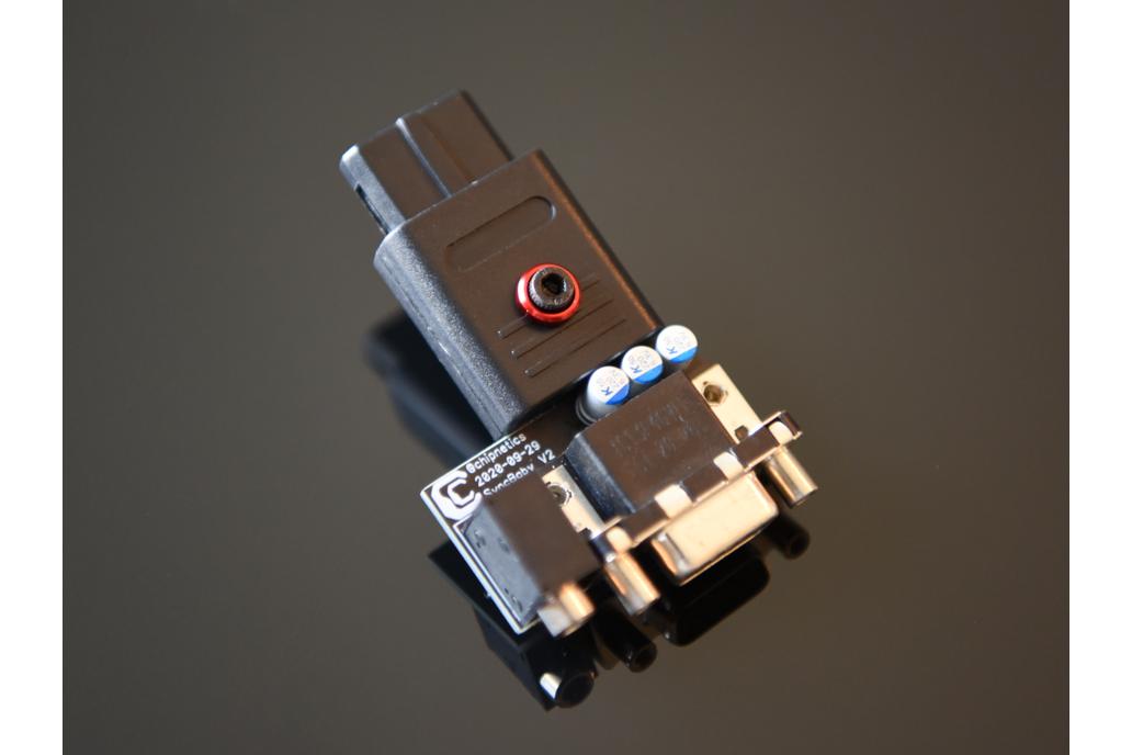 SyncBaby - SNES RGB (15khz | 240p) Video Adapter 1