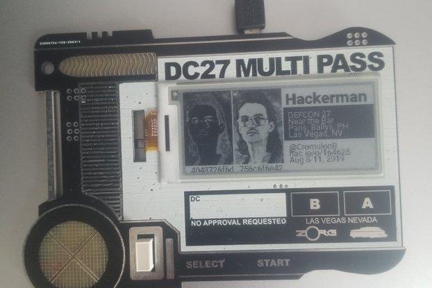 DC27 MULTIPASS