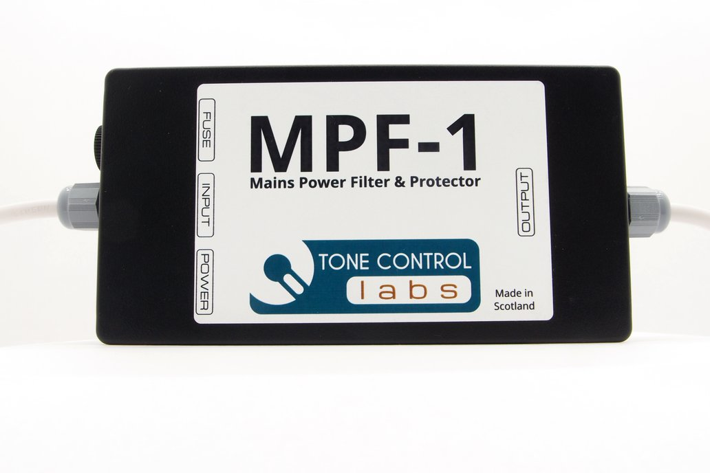 Mains Power Protector for Audio Equipment 1