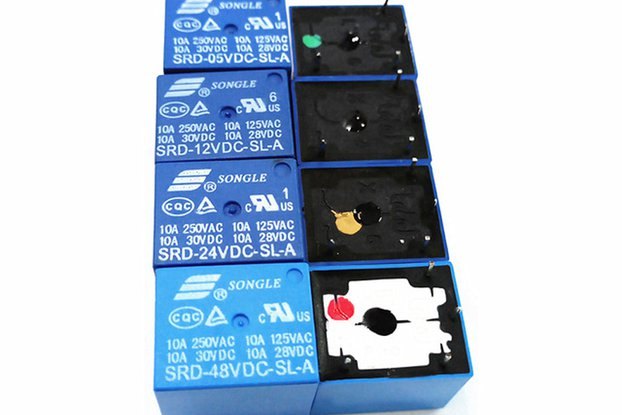 3PCS/LOT Relays