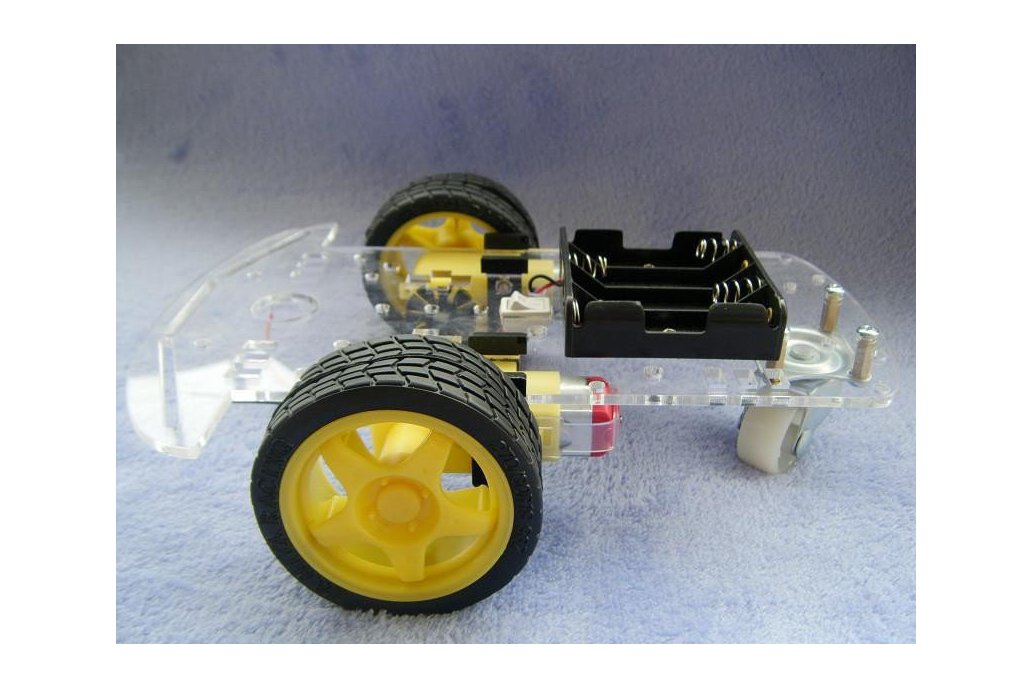Smart Robot Car Chassis Kit 1