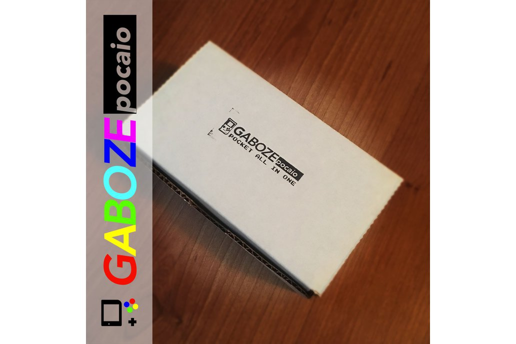 Gaboze Pocaio - Game Boy Pocket All In One 11